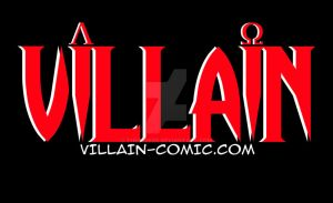 Villain Logo by thEbrEEze