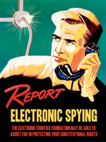 Report Electronic Spying by poasterchild