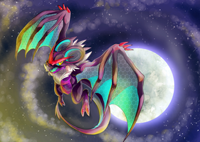 Noivern by Manicfool