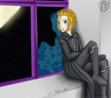 Thinking Demyx by Lord-Evell