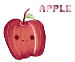 Apple by Etherpendant