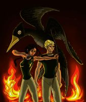 The Hunger Games: Peeniss by bigducky