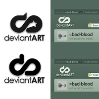logo set - 1 by Bad-Blood