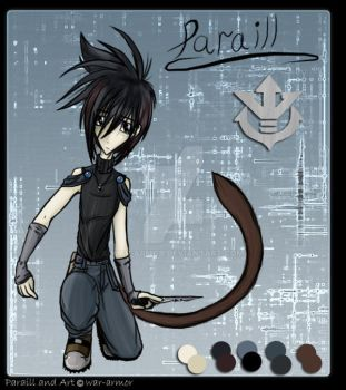 .:Paraill:. by war-armor