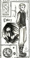 Envy and Kindness by Lowland-Swagger