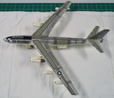 B-47E Stratojet by sentinel28a