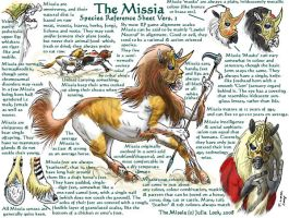 Missia reference sheet vers. 1 by ghost-eye