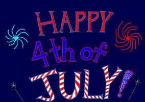 Happy 4th of July 2012 by notacukoofangirl121