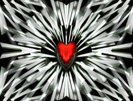 Shattered Heart by Kancano