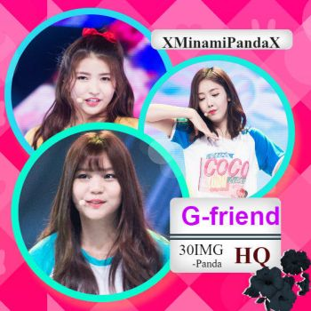 #1008|G-Friend|Photopack#10 by XMinamiPandaX