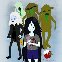 Marceline Memory by OnryouX