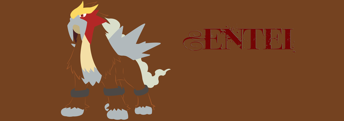 Entei by SuicideParker