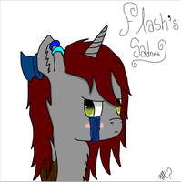 Flash's Sadness by ToxicEclipse4ever