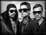 30 Seconds to Mars Wall 303 by martiansoldier
