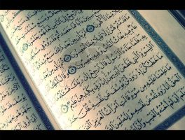 The Qur'an.. by Muslim-Women