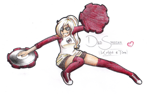 Deb Strider (colored) by naoyi