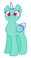 MLP Base- Original- Cute Pose by alari1234-Bases