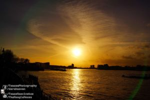 Sun University Of Greenwich Maritime 2013.04.17 by TMProjection