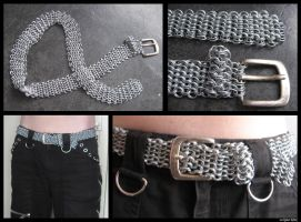 King's maille belt by Naphula