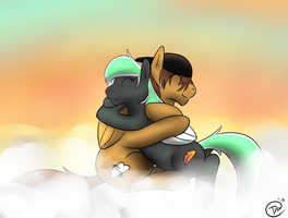 It Can Be So Lonely Up Here by Justpeacheyy