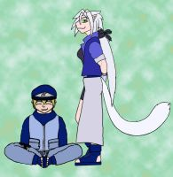 Naruto RP - Marlee and Roan by Drayco587