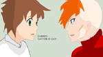 Darren Gavner is ___ by Naruko-loves-itachi