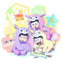 Animal Trio by 41note