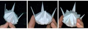Origami Crown by blue-fusion
