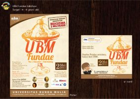 UBM Fundae talkshow by LoeAiTjia