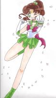 Sailor Jupiter by LimeTiger711