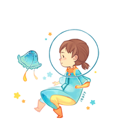 Space Jelly by ieafy