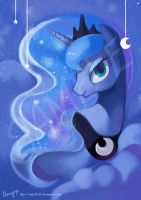 Princess series - Luna by amy30535
