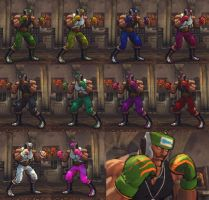 USFIV Dudley  Cross Counter Gear by monkeygigabuster