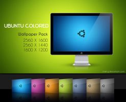 Ubuntu Colored by miel-g