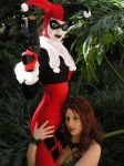 Bad Girls: Harley and Ivy by darkmoonchild