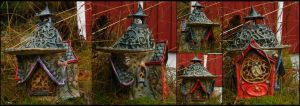 The Witch's House - Lantern by kundrys-inner-world