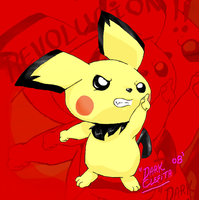 Pichu Revolt-lution by Dark-Clefita