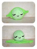 One Pea in a Pod (New Face) by ShadowedPorcelain