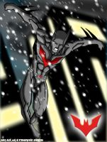Batman Beyond by BradMatthews