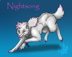 Nightsong by Ash-Dragon-wolf