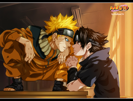 Naruto by HollowCN