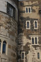 Castle Windows by Sheiabah-Stock