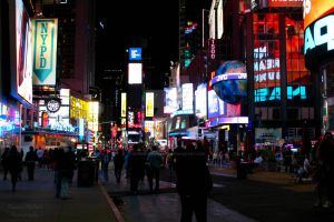 Timesquare by BCMPhotography