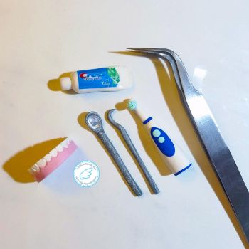 Dental Tools - [Commission] by SmallCreationsByMel