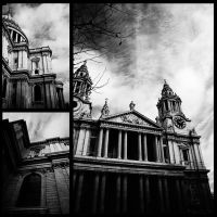 St. Paul's Revisited by UntamedUnwanted