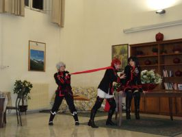 D.Gray-man triangle.. by Giuly-Chan