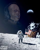 Neil Armstrong Dedication, with profile by BrothaBlu
