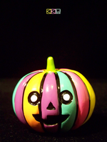 Pretty Pastelly Pumpkin (of Death) by Crigger