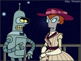 Bender And The Countess by Maxtis