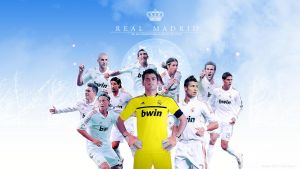 Wallpaper Real Madrid 2 by shad-designs